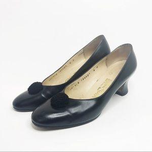 Salvatore Ferragamo heels sz 5